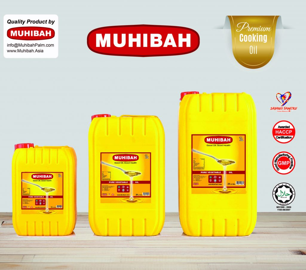 Muhibah Jerry Can
