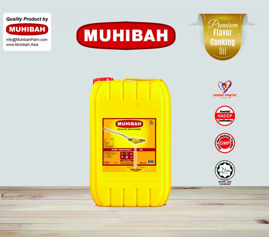 Muhibah Jerry Can Flavor